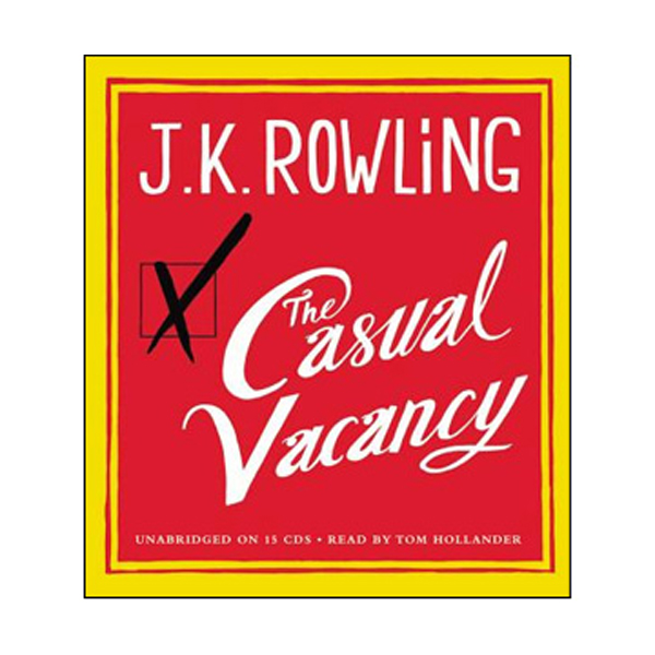 The Casual Vacancy (Audiobook)