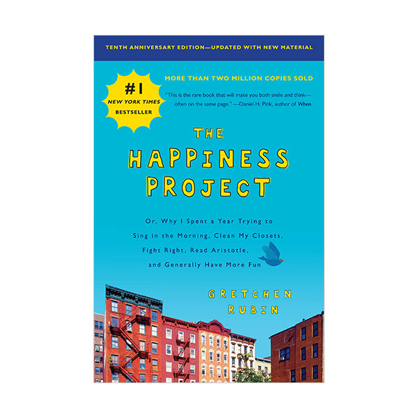 The Happiness Project (Paperback)