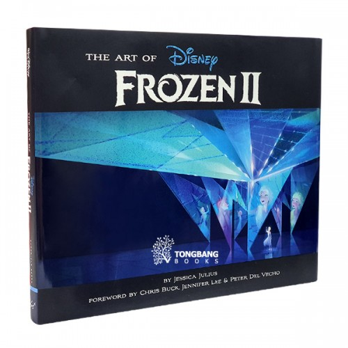 [가격인하] The Art of Frozen 2 (Hardcover)