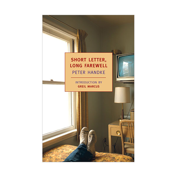 [2019 노벨문학상] Short Letter, Long Farewell (Paperback)