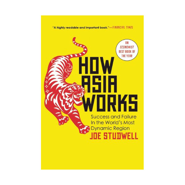 How Asia Works (Paperback)