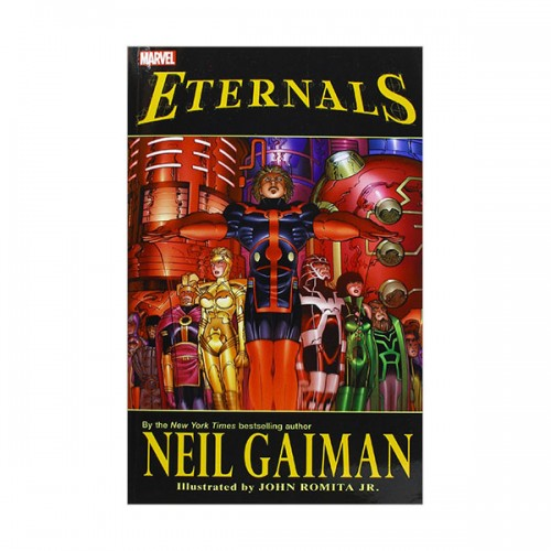 Eternals by Neil Gaiman (Paperback)