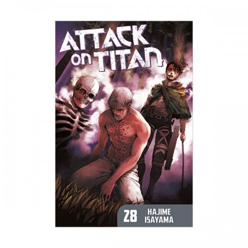 Attack on Titan #28 (Paperback)
