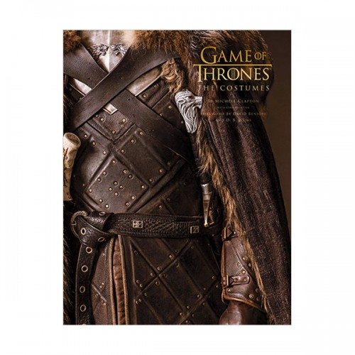 Game of Thrones : The Costumes (Hardcover, 영국판)