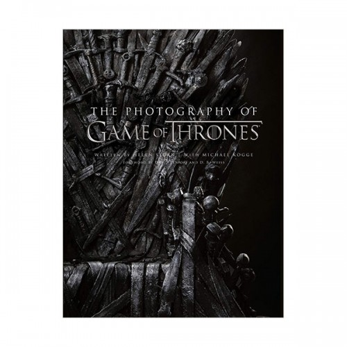The Photography of Game of Thrones (Hardcover, 영국판)