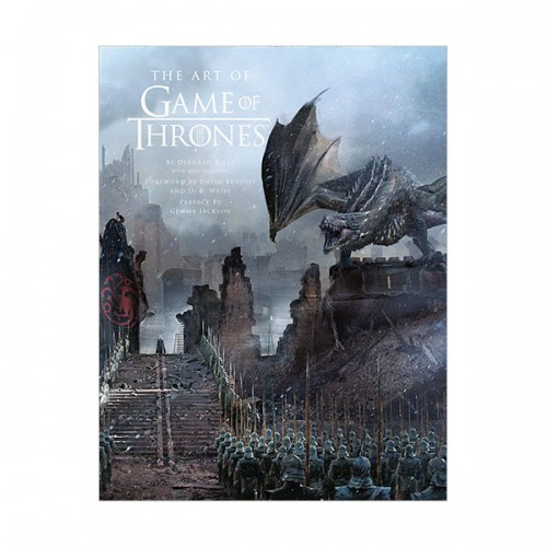 The Art of Game of Thrones (Hardcover, 영국판)