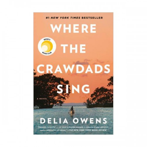 [★아마존Best] Where the Crawdads Sing (Paperback)