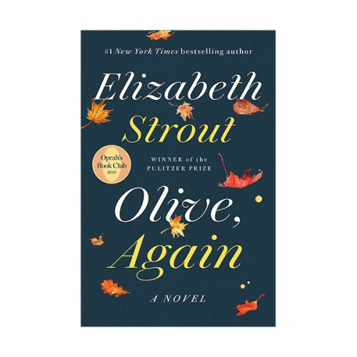 Olive, Again : Olive Kitteridge Sequal (Hardcover)