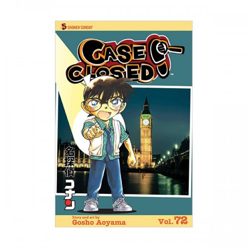 Case Closed #72 (Paperback)