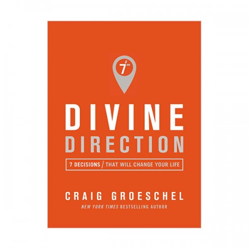 Divine Direction : 7 Decisions That Will Change Your Life (Paperback)