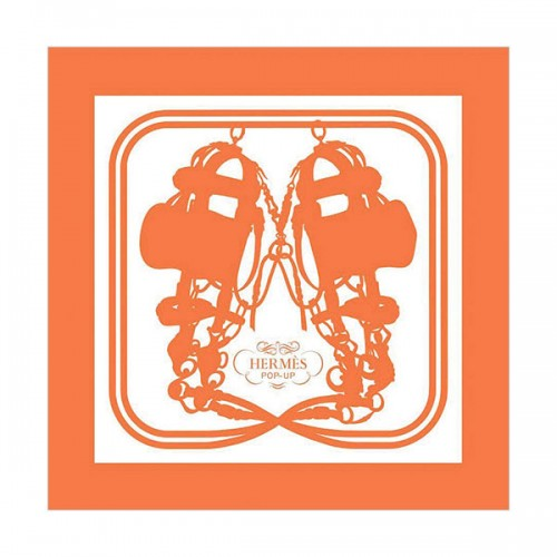 [에르메스] Hermes pop up book (Hardcover, 영국판)