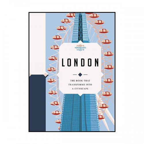 Paperscapes London (Hardcover, 영국판)