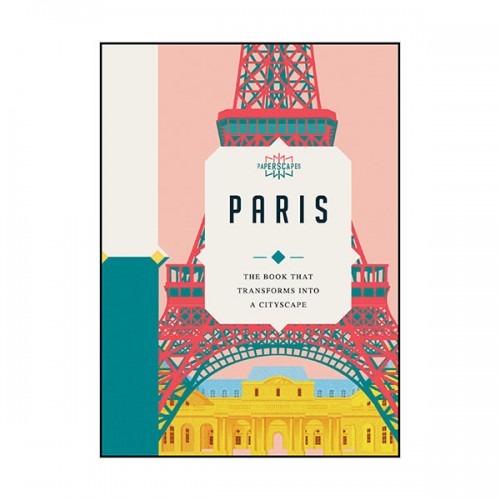 Paperscapes Paris (Hardcover, 영국판)