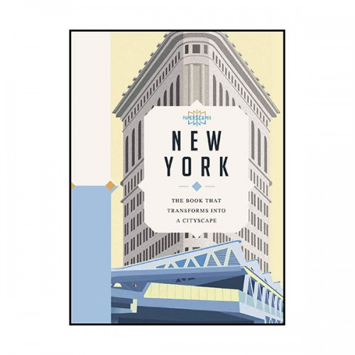 Paperscapes New York (Hardcover, 영국판)