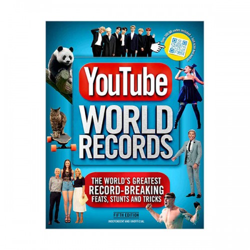 YouTube World Records (Hardcover, 영국판)