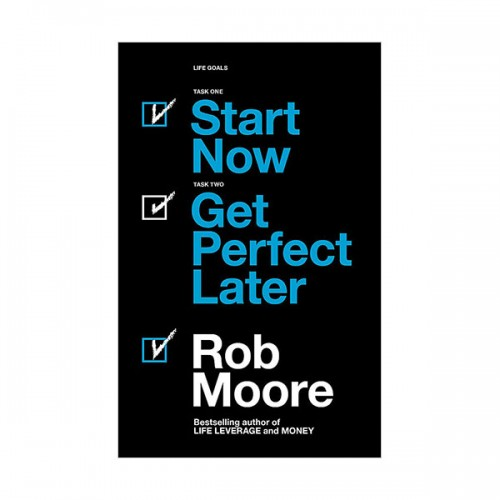 Start Now. Get Perfect Later. (Paperback, 영국판)