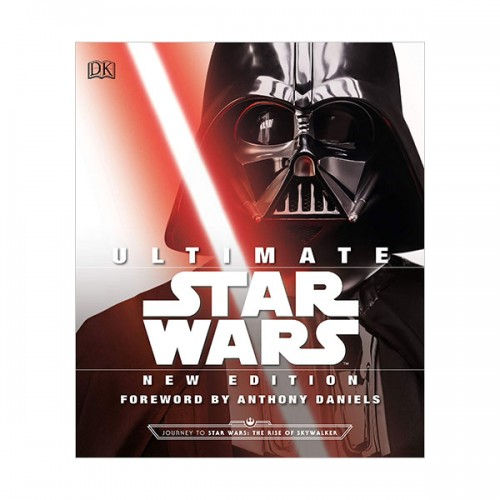 Ultimate Star Wars - New Edition (Hardcover)