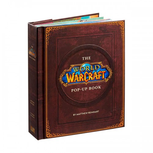 The World of Warcraft Pop-Up Book (Hardcover)