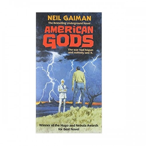 American Gods : The Tenth Anniversary Edition (Mass Market Paperback)