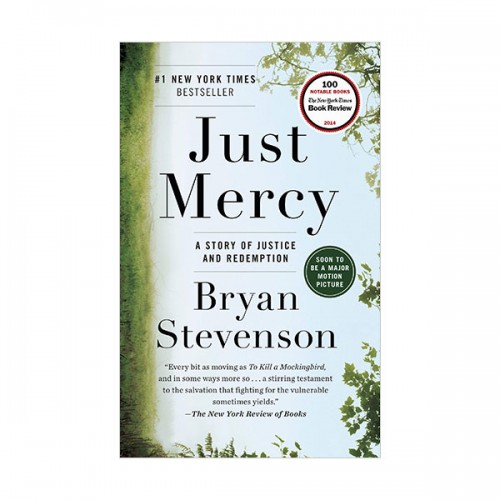 [정가인하] Just Mercy : A Story of Justice and Redemption (Paperback)