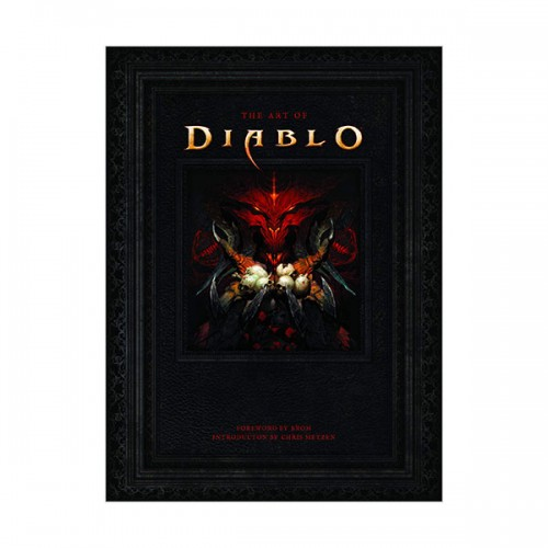 The Art of Diablo (Hardcover)