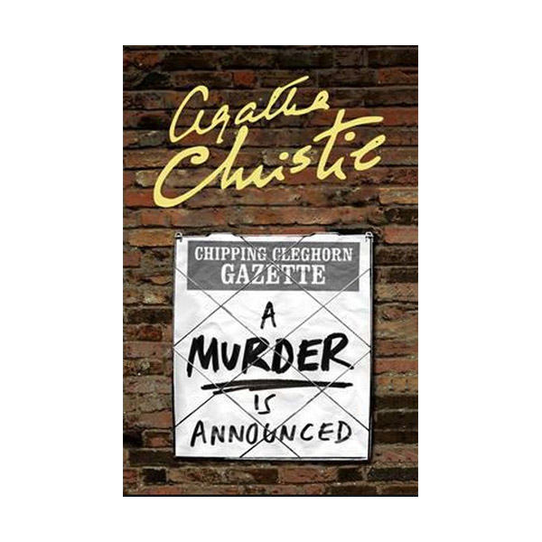 A Murder Is Announced (Paperback, 영국판)