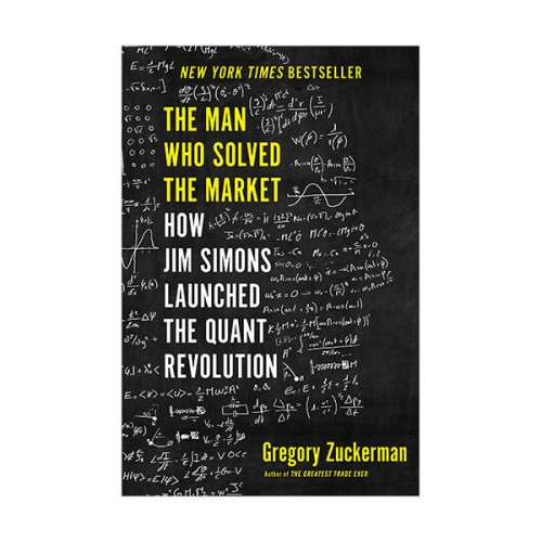 The Man Who Solved the Market (Paperback, INT)