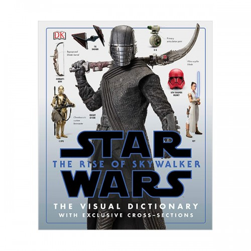 Star Wars The Rise of Skywalker The Visual Dictionary (Hardcover, 미국판)