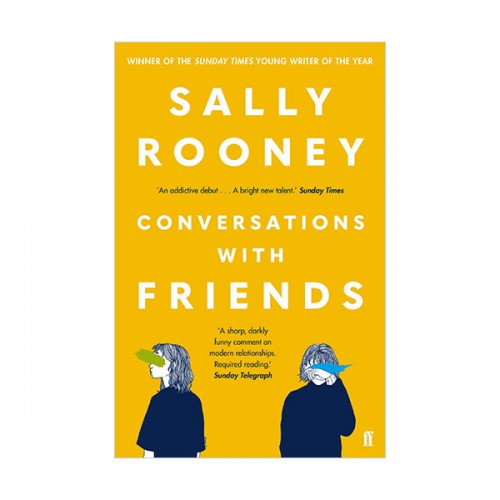 Conversations with Friends (Paperback, 영국판)