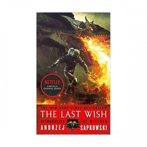 [넷플릭스] The Last Wish : Introducing The Witcher (Mass Market Paperback)