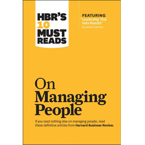 HBR's 10 Must Reads: on Managing People (Paperback)
