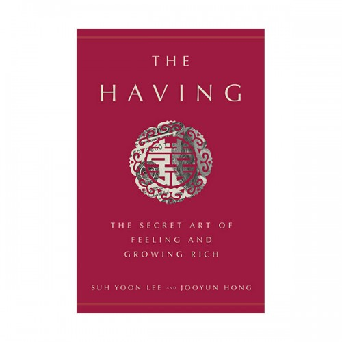 The Having : The Secret Art of Feeling and Growing Rich (Hardcover)