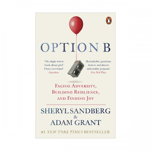 Option B: Facing Adversity, Building Resilience, and Finding Joy (Paperback, 영국판)
