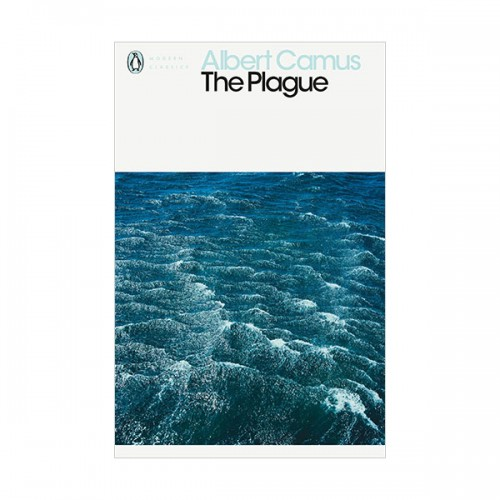 [요즘책방 23회]Penguin Modern Classics : The Plague (Paperback, 영국판)