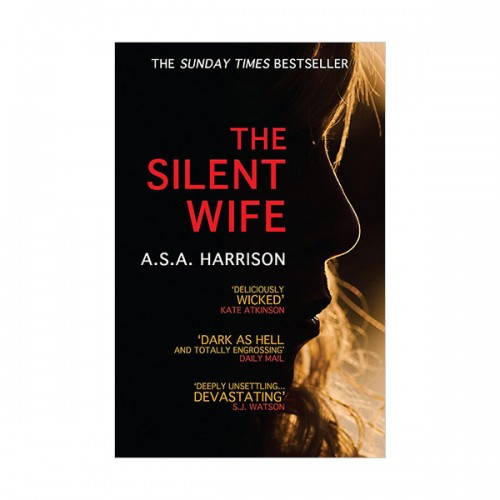 The Silent Wife (Paperback, MTI, 영국판)