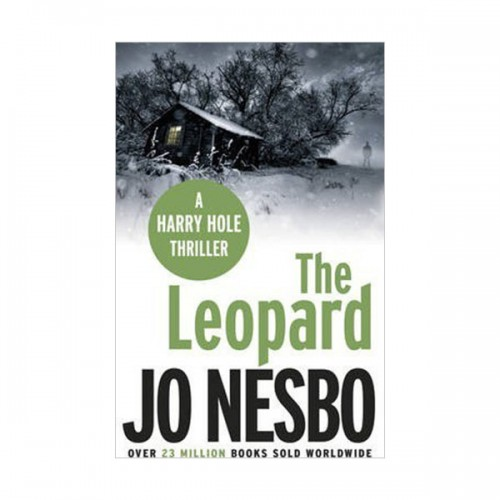 Harry Hole Series #08 : The Leopard (Paperback, 영국판)