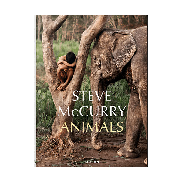 Steve McCurry : Animals (Hardcover)