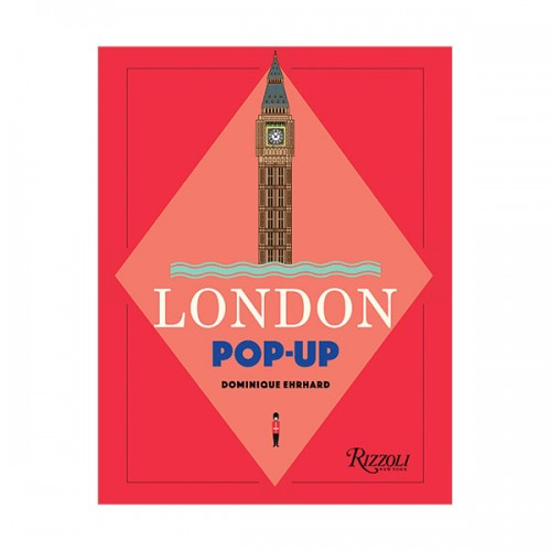London Pop-up (Hardcover)