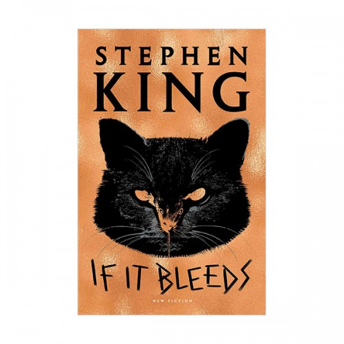 [정가인하] If It Bleeds (Hardcover, INT)