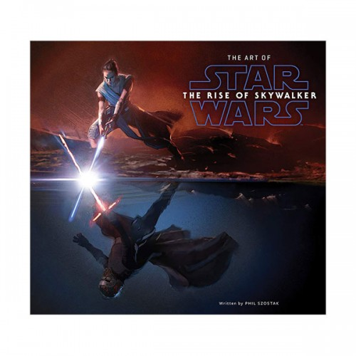 The Art of Star Wars : The Rise of Skywalker (Hardcover)
