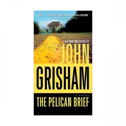 The Pelican Brief (Mass Market Paperback)