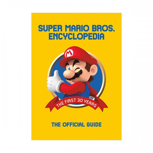 Super Mario Encyclopedia (Hardcover)