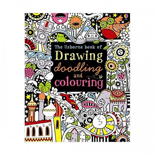 Drawing Doodling And Colouring (Paperback, 영국판)