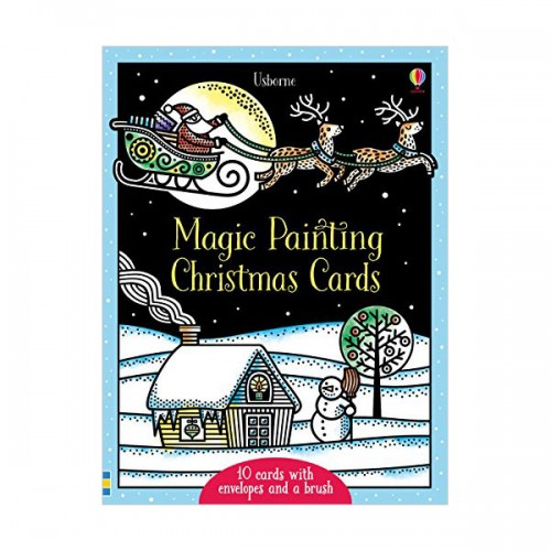 Magic Painting Christmas Cards (Paperback, 영국판)