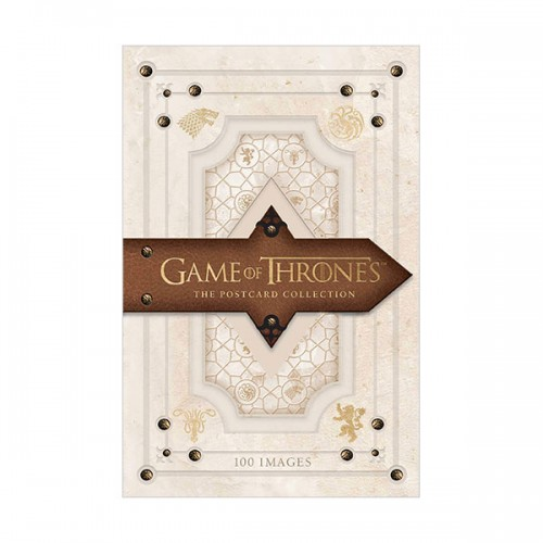 Game of Thrones : The Postcard Collection (Cards)