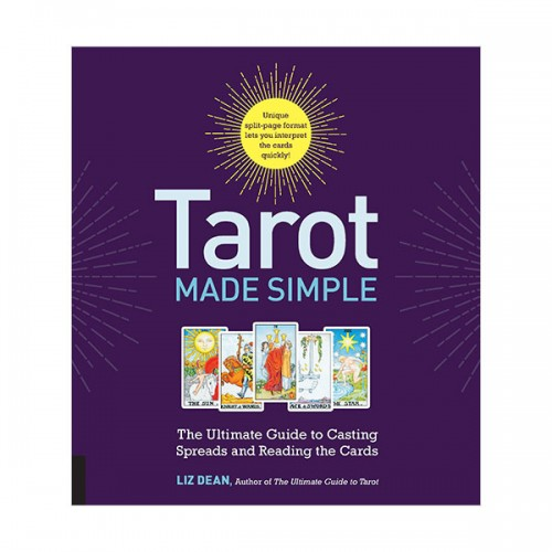Tarot Made Simple (Spiral-bound)