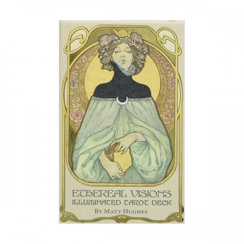 Ethereal Visions Illuminated Tarot Deck (Cards)