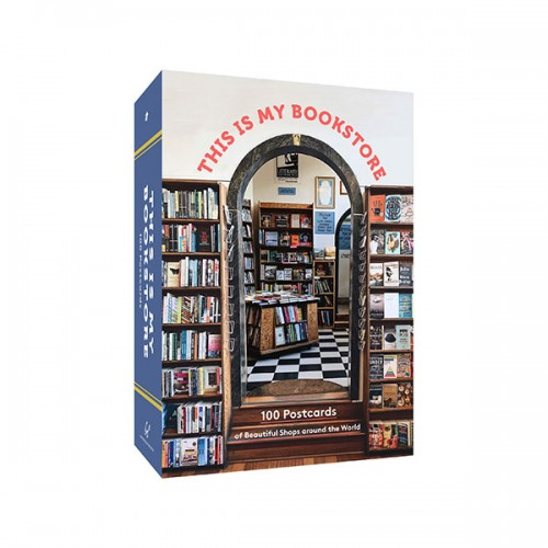 This Is My Bookstore : 100 Postcards of Beautiful Shops around the World (Cards)