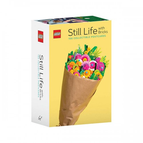LEGO Still Life with Bricks : 100 Collectible Postcards (Cards)