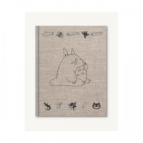 My Neighbor Totoro Sketchbook (Notebook)
